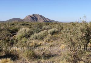 Volcan Malacara sud ouest de San Rafael