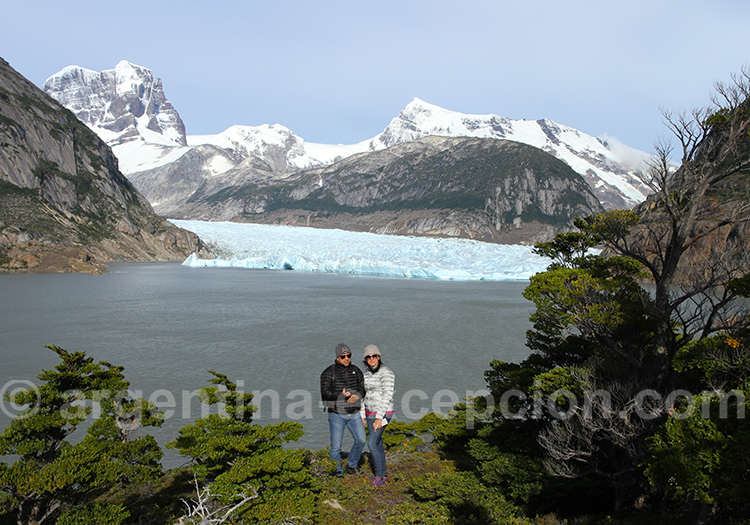 Voyage de noces en Patagonie australe