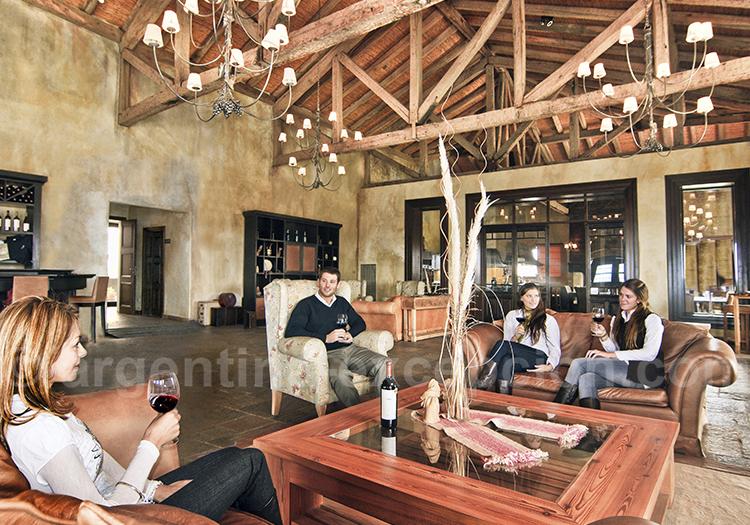 Voyage de noces sur la route des vins argentins, bodega Andeluna
