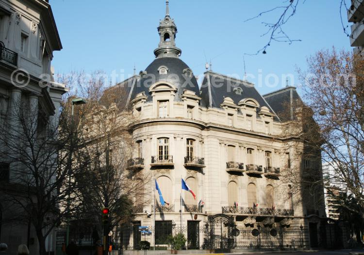 Palais Ortiz Basualdo-Ambassade de France