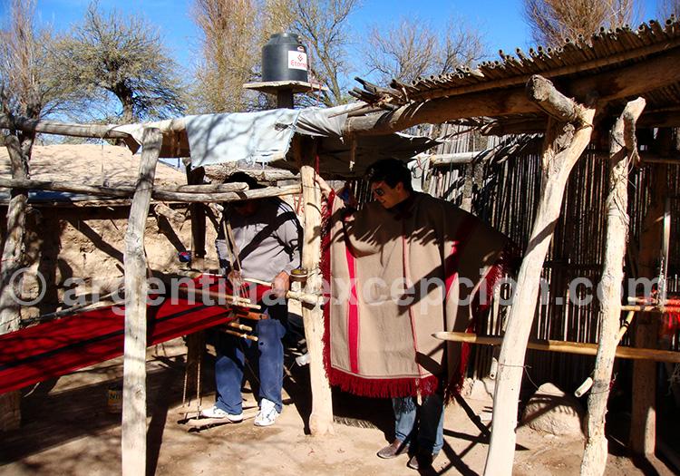 L'artisanat dans les vallées des Calchaquies