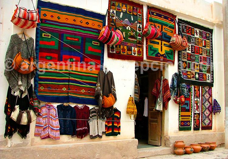 Artisanat à San Juan