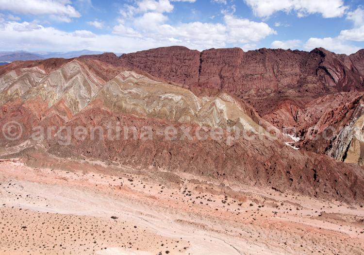 Parc national los Cardones, région de Salta