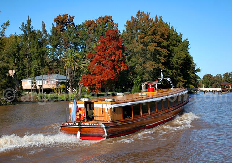 Delta de Parana, province de Buenos Aires
