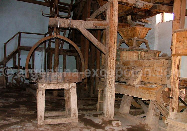Ancien moulin de Huaco, San Juan