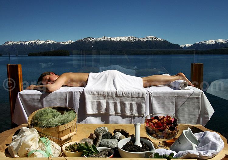 Relax à l'hôtel Correntoso, Route des 7 Lacs