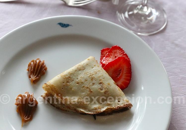 les desserts argentins
