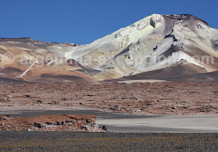 Mine Julia, province de Salta