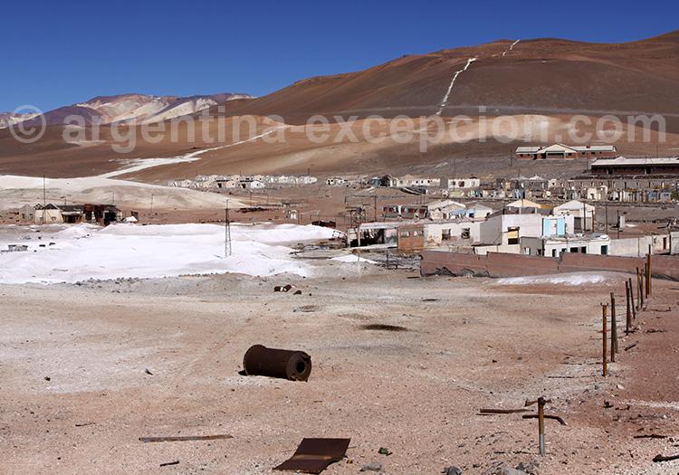Mine la Casualidad, province de Salta