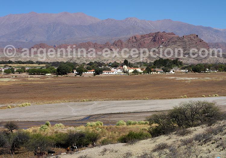 Molinos, province de Salta