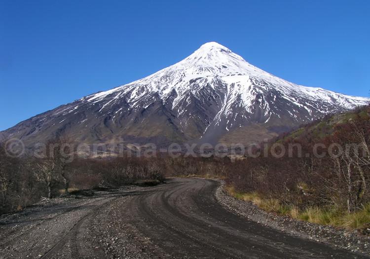 Arrivée au Paso Mamuil Malal, base de départ de l'ascension du volcan Lanin