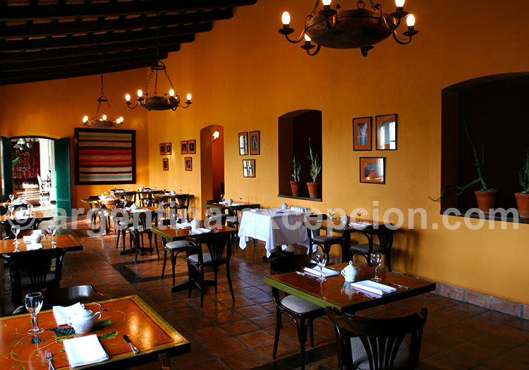 Restaurant du Patios de Cafayate