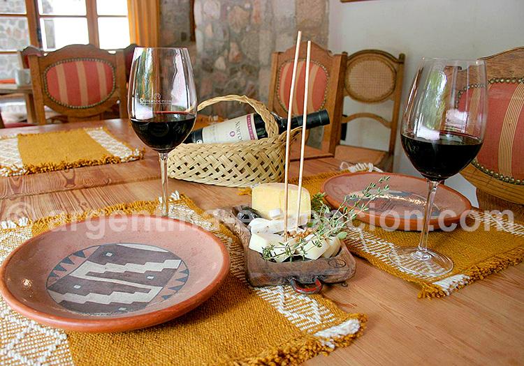 Restaurants dans la vallée des Calchaquies
