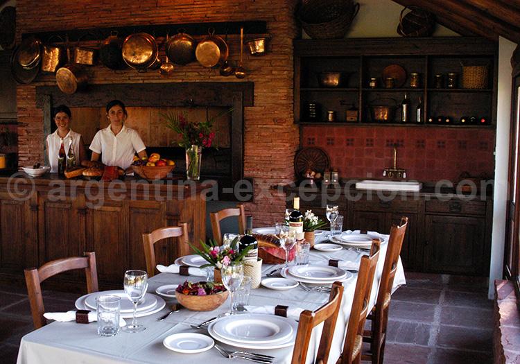 Restaurant à San Juan, Argentine