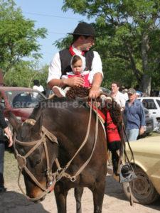 Fête de la Tradition gaucho en famille