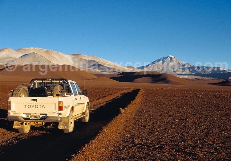 Paso Socompa entre Chili et Argentine