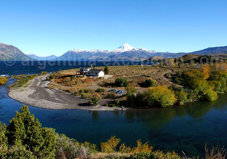 Lac Huechulafquen et Río Chimehuin - Neuquen