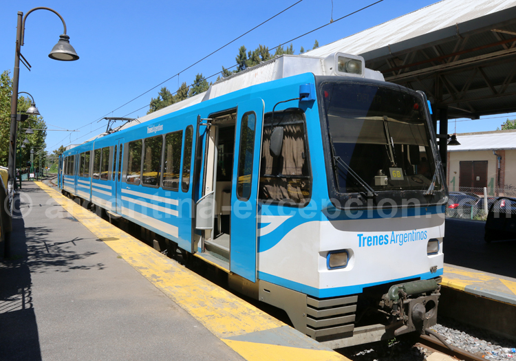 Train de la Costa , de Retiro a Tigre
