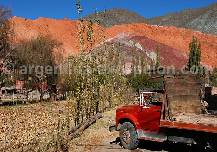 Comment se rendre dans la Quebrada de Humahuaca