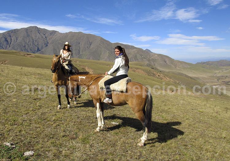 Randonnée à cheval- Tucuman