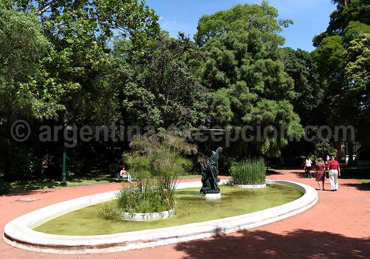 Jardin Botanique, Buenos Aires