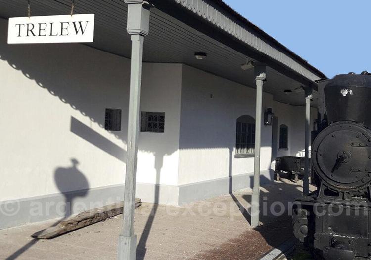 Ancienne gare ferroviaire de Trelew