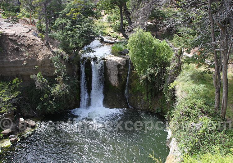 Cascades Nant et Fall, Trevelin