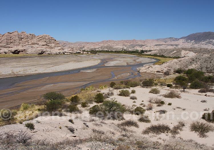 Climat de la Quebrada de Las Flechas