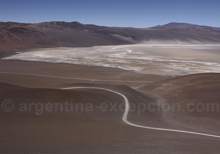 Déserts des Andes