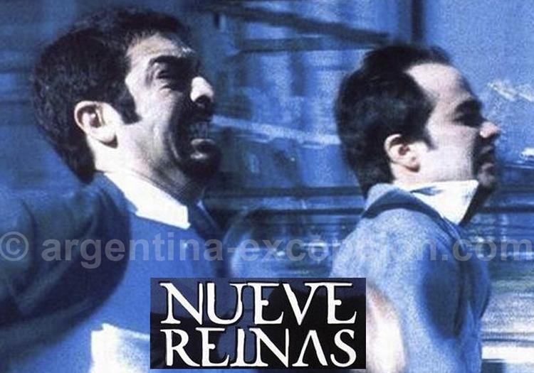 Film Nueve Reinas avec Ricardo Darin