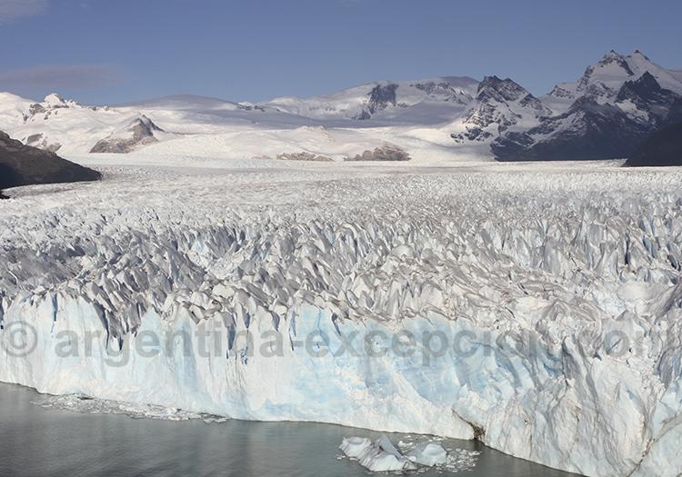 Front du glacier Perito Moreno, Patagonie Argentine