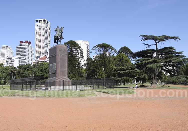 Jardin de Palermo, découverte de Buenos Aires