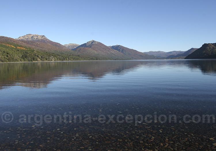 Lac Lolog, San Martin de Los Andes.