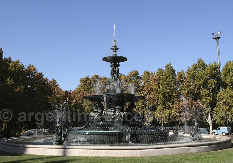 Parc San Martin, Mendoza, Argentine
