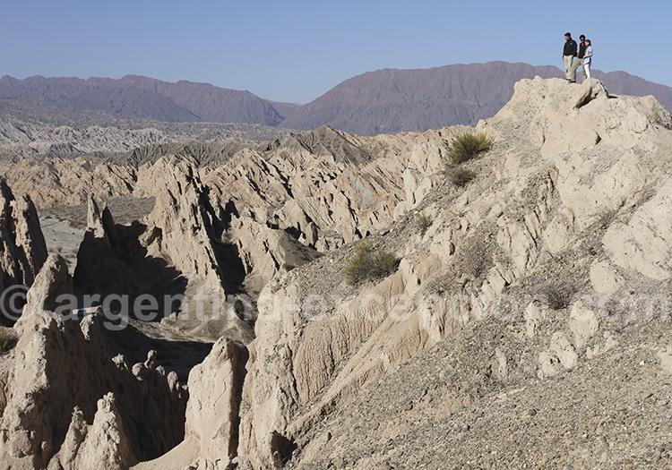 Quebrada de Las Flechas, province de Salta