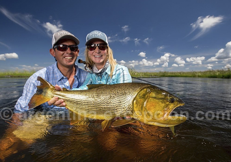 Safari pêche à Pira lodge, Corrientes