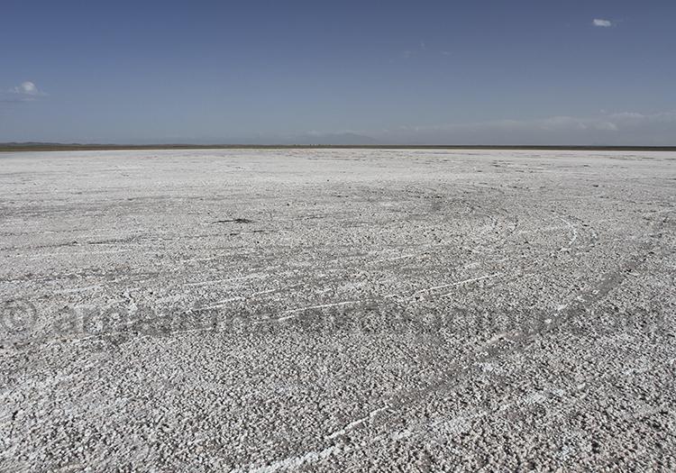 Salinas del Diamante, région Mendoza