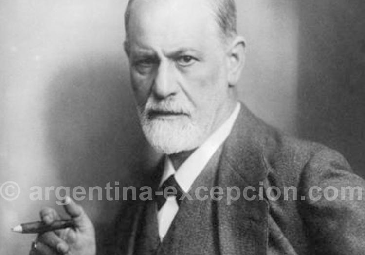 Sigmund Freud, credit wikipedia commons