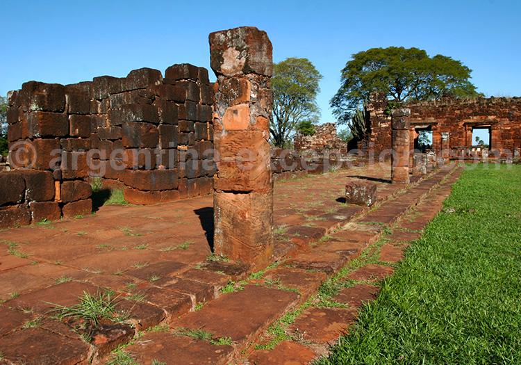 Les missions jésuites entre Puerto Iguazú et Posadas
